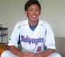中山 悠輝選手(東京ガス)