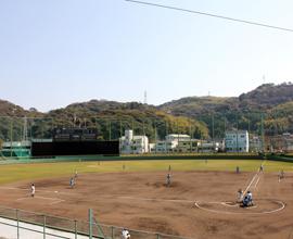 高知市営球場(高知市総合運動場 野球場)