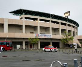 佐賀県立森林公園野球場(みどりの森県営球場)