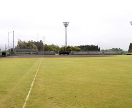 王子原運動公園野球場
