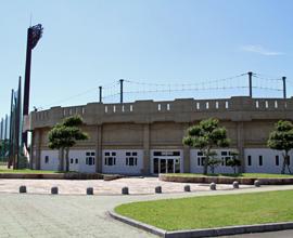 門川海浜総合公園野球場