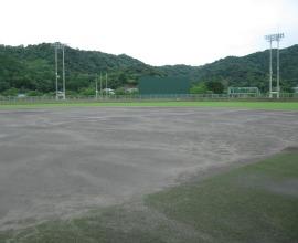 松島総合運動公園野球場(アロマ)