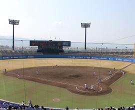 松山中央公園野球場 (坊っちゃんスタジアム)