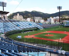長崎県営野球場(ビッグNスタジアム)