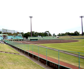 県立浜山球場