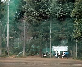 桐朋高校西グラウンド