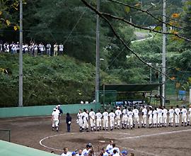 片倉高校グラウンド