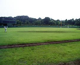 上柚木公園球場