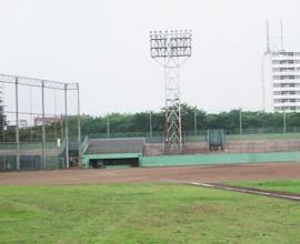立川市立川公園野球場
