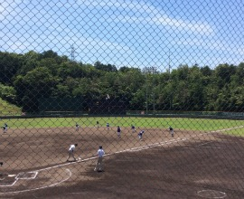 豊岡市スポーツセンター野球場(こうのとりスタジアム)