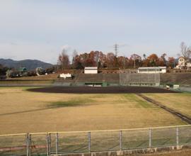 津山市営球場