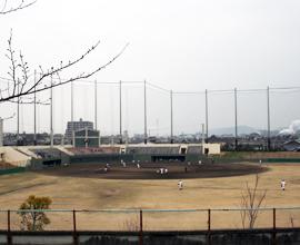 大牟田市延命球場