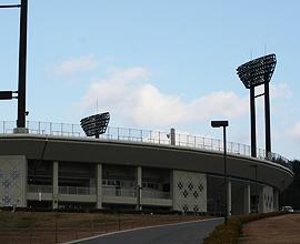 広島県立びんご運動公園野球場(しまなみ球場)