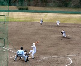 蒲郡市公園グラウンド野球場