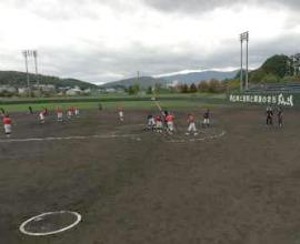 蘭越町野球場