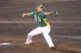 昨年は四国アイランドリーグplus・香川オリーブガイナーズで活躍、先日初一軍も経験した寺田哲也投手(東京ヤクルト)