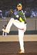 4月5日・徳島との開幕戦で先発した香川・寺田哲也投手