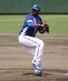 徳島インディゴソックス最終登板でのガブリエル・ガルシア投手の投球