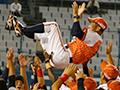 愛媛マンダリンパイレーツ 2年連続四国アイランドリーグplus総合Vを全冠制覇で飾る!