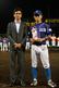 敢闘選手賞を受賞した徳島インディゴソックス・橋本 球史選手