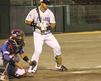 群馬ダイヤモンドペガサスのフランシスコ・カラバイヨ外野手(2014年グランドチャンピオンシップより)