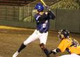 チームトップの打率。344をマークする徳島インディゴソックス・李學周二塁手