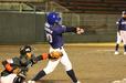 前期5月23日までに4本塁打・東京ヤクルトスワローズから復帰したハ・ジェフン外野手(徳島インディゴソックス)