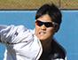 大谷翔平が投げては155キロ、打っては初打席初本塁打!