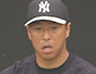 黒田博樹投手が本拠地デビュー!打者13人を完全投球