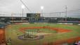中信兄弟の春キャンプ地、ホーム球場である台中洲際棒球場(写真提供者:礒江厚綺)