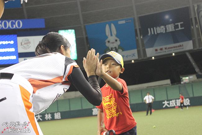 エンジョイベースボール!埼玉西武ライオンズが野球の楽しさを伝えるイベントを開催!